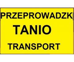 PRZEPROWADZKI, TRANSPORT MEBLE OKNA PALETY tel +48 501 430 287