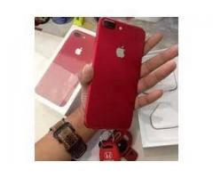 New Apple iPhone 7 Plus Product Red 128GB Factory Unlocked