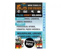 TENBUS***Busy do Niemiec i Holandii*
